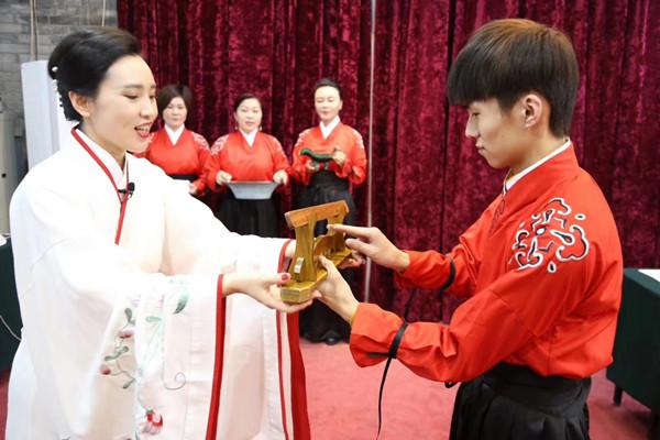 古典礼仪培训 礼仪培训师资格认证