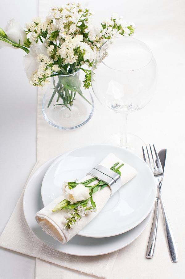 西餐的餐具及酒杯