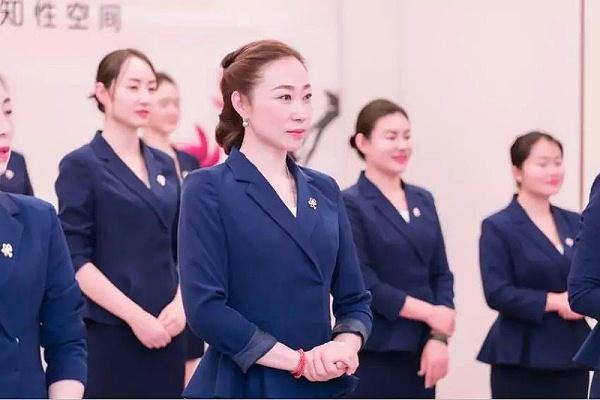 修齐礼仪行为美学优雅仪态培训师认证班