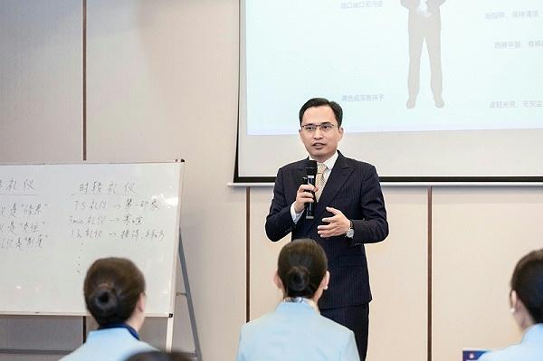 9修齐礼仪演讲口才培训师认证班言语沟通礼仪培训师培训