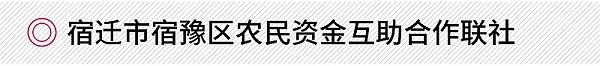 宿迁市宿豫区农民资金互助合作联社修齐礼仪银行礼仪培训项目