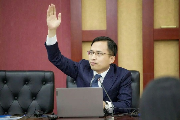 政法大学修齐礼仪教师礼仪素养提升项目培训王新老师授课