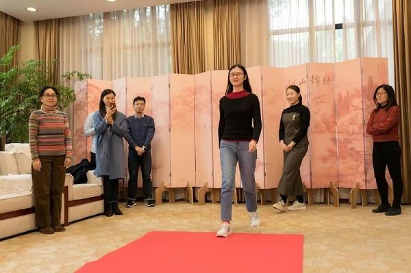政法大学修齐礼仪教师礼仪素养提升项目培训12