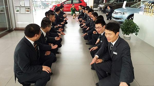 企业礼仪培训方案之服务礼仪培训方案