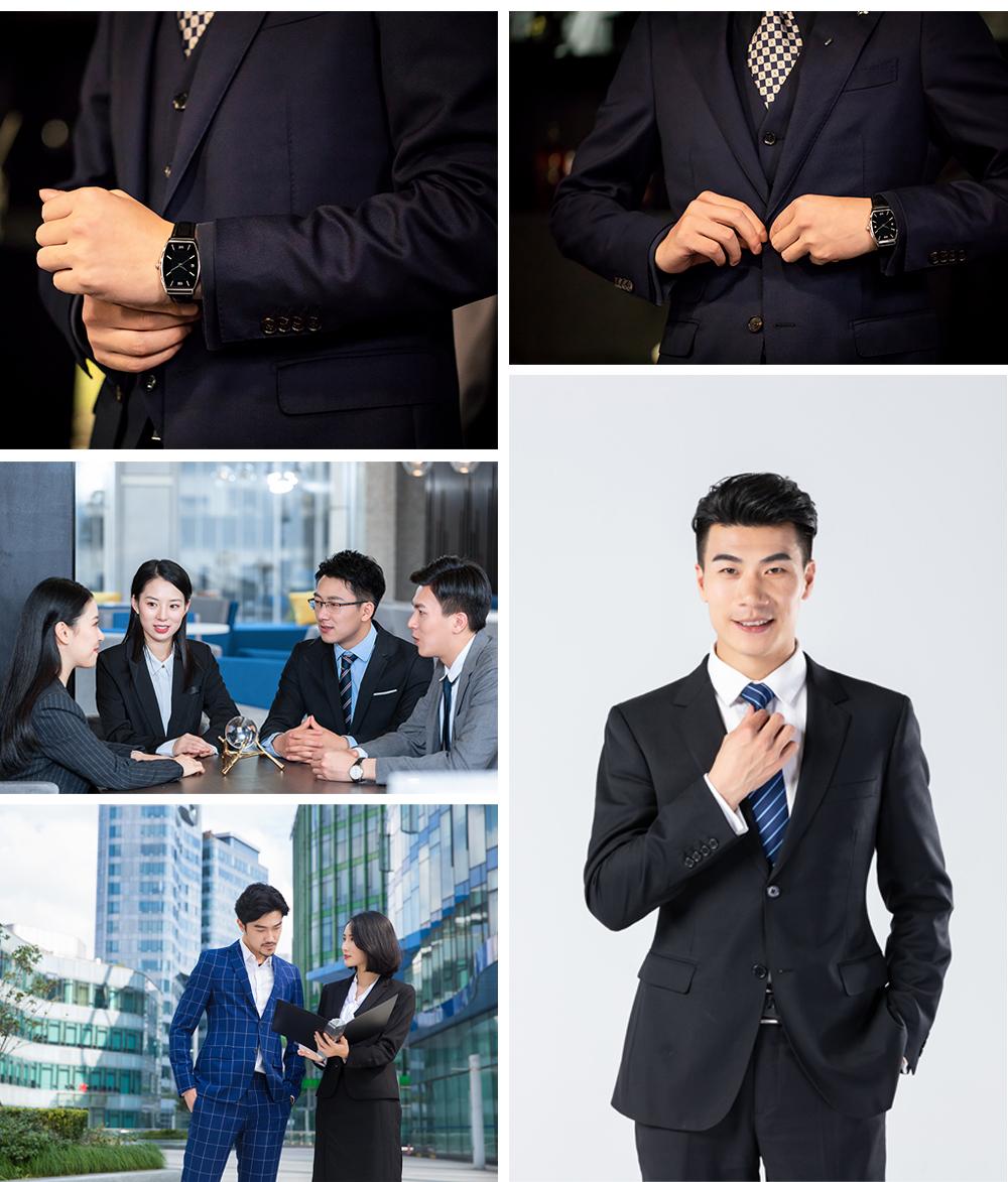 男士商务礼仪之形象礼仪在商务社交中的应用