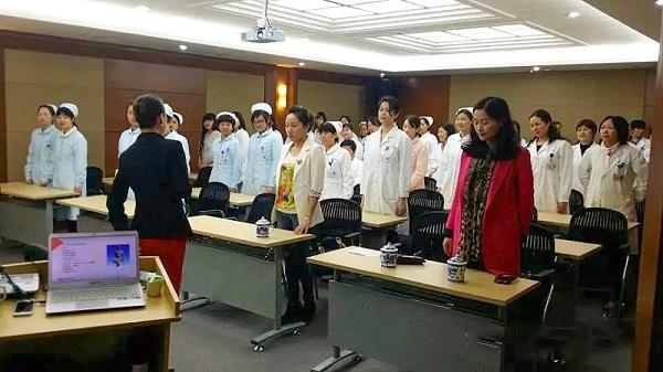 修齐礼仪医护礼仪培训,医务沟通礼仪培训2(1)
