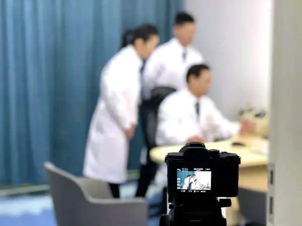 医护服务礼仪视频拍摄
